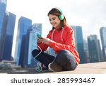 technology   travel  tourism... | Shutterstock . vector #285993467