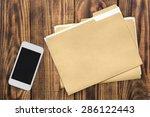 file  document  paper. | Shutterstock . vector #286122443