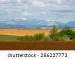 an amazing landscape of el... | Shutterstock . vector #286227773