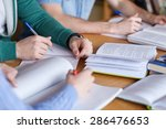 people  learning  education and ... | Shutterstock . vector #286476653