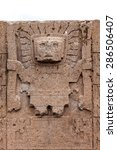 Viracocha In The Gate Of The...
