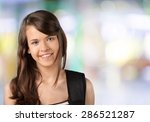 university  student  teenager. | Shutterstock . vector #286521287