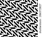 stylish monotone background.... | Shutterstock .eps vector #286572827
