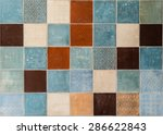 Colorful Handmade Tiles