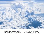 clouds from the sky | Shutterstock . vector #286644497