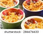 Baked Fresh Fruit Crisps With...
