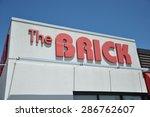 north bay  ontario  canada  ...   Shutterstock . vector #286762607