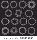 15 Vector Circles Mandalas...