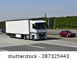 frankfurt germany april 10 ... | Shutterstock . vector #287325443