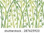 vector background with green... | Shutterstock .eps vector #287625923