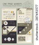 business concept one page...