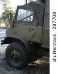 military truck | Shutterstock . vector #287708