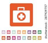 the medicine chest icon....