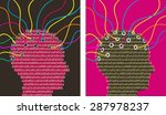 wired in   Shutterstock .eps vector #287978237