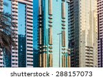 dubai  uae   november 9  2013 ... | Shutterstock . vector #288157073