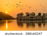 The Water Palace At Sunrise...