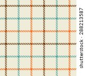Plaid Fashion Wallpaper Vector...