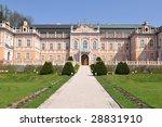Castle Nove Hrady Czech Republic