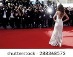 cannes  france  may 20  model... | Shutterstock . vector #288368573