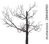 vector detailed silhouette... | Shutterstock .eps vector #288468983
