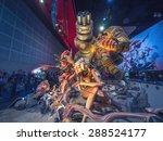 los angeles   june 17 ... | Shutterstock . vector #288524177