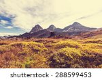 autumn in grand teton national... | Shutterstock . vector #288599453