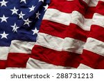 american flag background for...   Shutterstock . vector #288731213