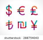 Various Currencies Symbols....