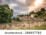 belgrade fortress   kalemegdan | Shutterstock . vector #288857783
