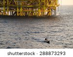 kinabalu oilfield   february 14 ... | Shutterstock . vector #288873293