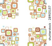 seamless stylish pattern. | Shutterstock .eps vector #28905157