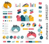 collection of infographics...