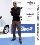 j.b. smoove at the los angeles...
