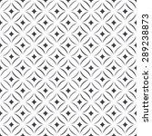seamless pattern. stylish... | Shutterstock .eps vector #289238873