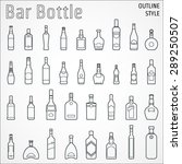 vector illustration of bar... | Shutterstock .eps vector #289250507