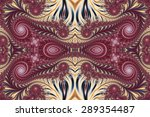 beautiful background with... | Shutterstock . vector #289354487