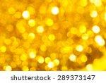 Yellow Boken Background Lights...