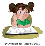 vector illustration of... | Shutterstock .eps vector #289581413