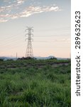 Electrical Transmission Tower...
