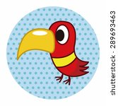 bird cartoon theme elements   Shutterstock .eps vector #289693463