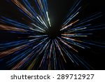 abstract  colorful speed motion ... | Shutterstock . vector #289712927