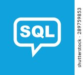 text sql in chat bubble ...