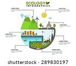 creative stylish save... | Shutterstock .eps vector #289830197