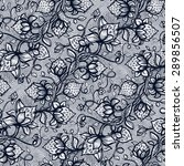 Vector Lace Seamless Pattern...