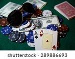poker | Shutterstock . vector #289886693