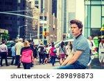 European Student In New York....