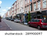 amsterdam april 30  the p.c... | Shutterstock . vector #289900097