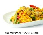 paella | Shutterstock . vector #29013058