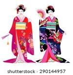 beautiful japanese girls in...