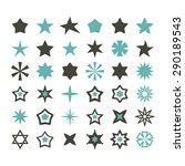 star sign | Shutterstock .eps vector #290189543